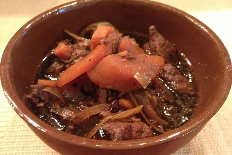 Slow Cooker Stout Beef Stew