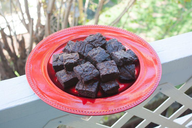 Cinco de Mayo brownies