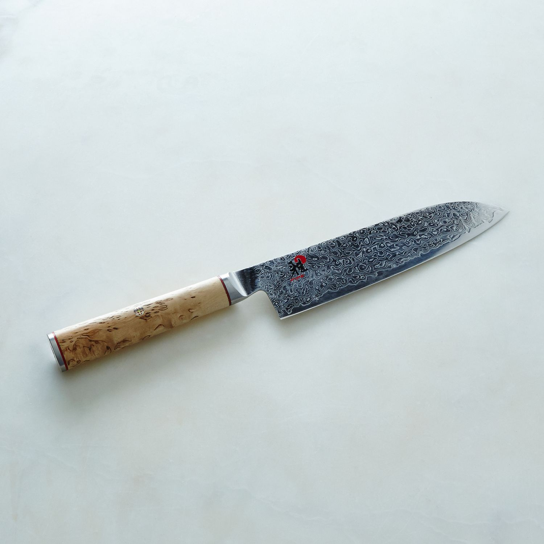 Miyabi Birchwood Damascus Knife Collection On Food52