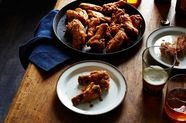 Korean Fried Chicken Wings (KFC)