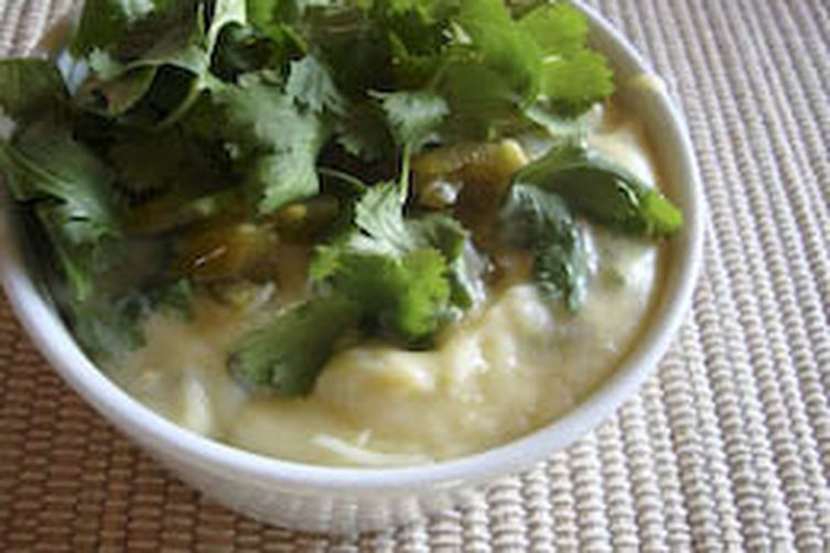 Peppery Polenta Porridge