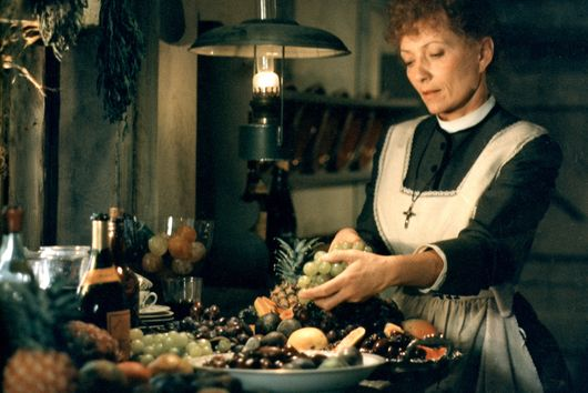 The Scene to Rewatch from 'Babette's Feast' Is Not the Actual Feast