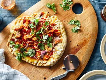 A Saucy Grilled Pizza for the CPK Fan in All of Us