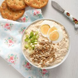 Egg and Camembert Spread