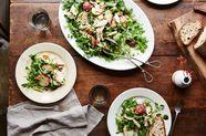 The Silver Palate's Turkey Hash Salad