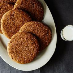 Molasses Clove Cookies
