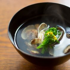 Japanese Clam Soup