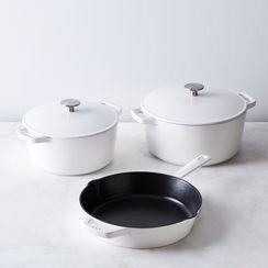 Milo Cast Iron Cookware