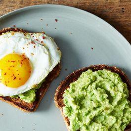 8 Savory Breakfast Toasts