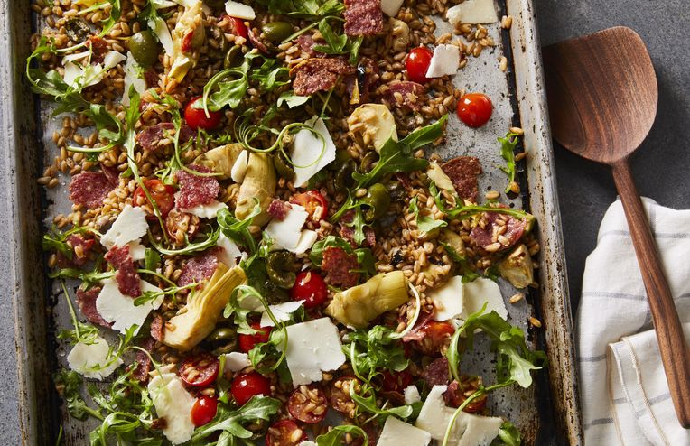 3 Simple Sheet-Pan Dinners That Get a Big Boost From the Pantry