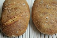 Rosemary Ciabatta with Stout Beer