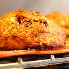 Vegan love scones