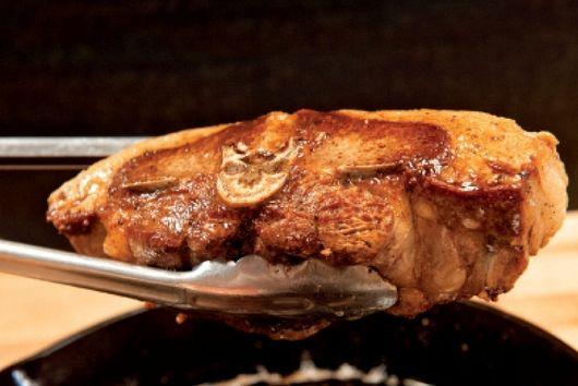 Grilled Mutton Chop