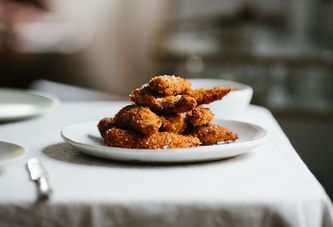 If You Think Chicken Tenders are Kids' Food, You Haven't Seen Them Like This