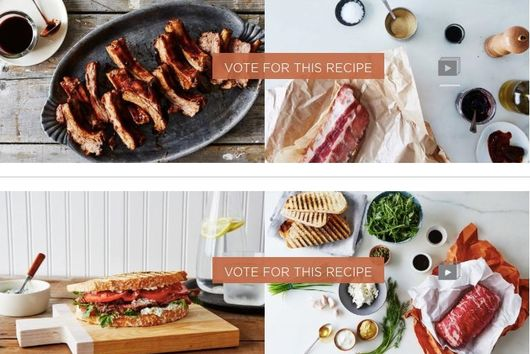 Finalists: Your Best Recipe for Barbecued Meat