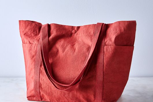 Canvas Palette Tote Bag
