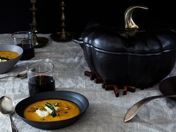 How to Use Your Staub Pumpkin Every Day of October