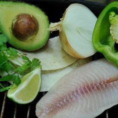 Fish Tacos on the Grill
