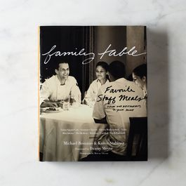 Family Table: Favorite Staff Meals from Our Restaurants to Your Home, Signed Cookbook