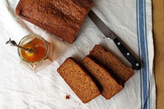 Caramelized honey cake (Rosh Hashanah)