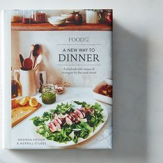 Amanda & Merrill's New Book is Like a Game Plan for Smoother Weeknights