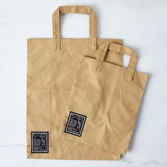 Bake House Canvas Market Bags