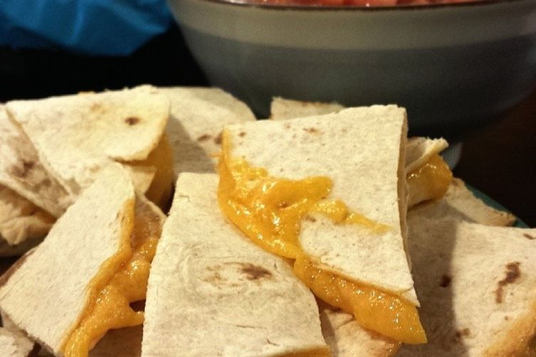 Cheesy Quesadilla