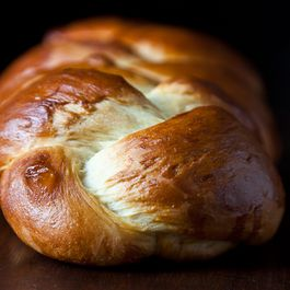 Challah bread by Sharon
