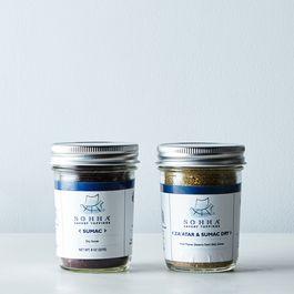 Dry Sumac + Dry Za'atar & Sumac Blend (2-Pack)
