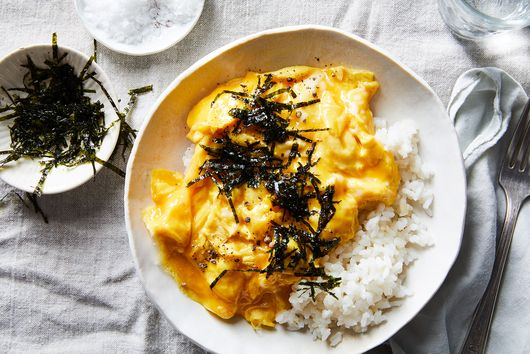 Soft-Scrambled Tamago