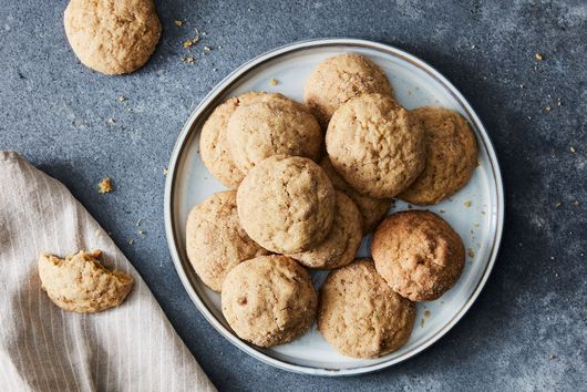 These Maple Pecan Cookies Are Fall Baking at Its Very Best