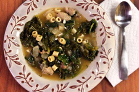 Kale & Ale Soup