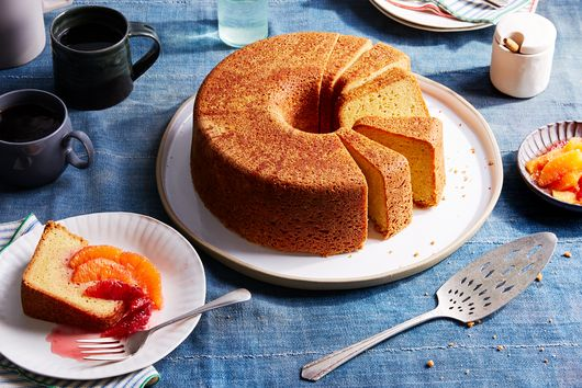 Aunt Ruby's Signature Sour Cream Pound Cake (& Its Many Origin Stories)