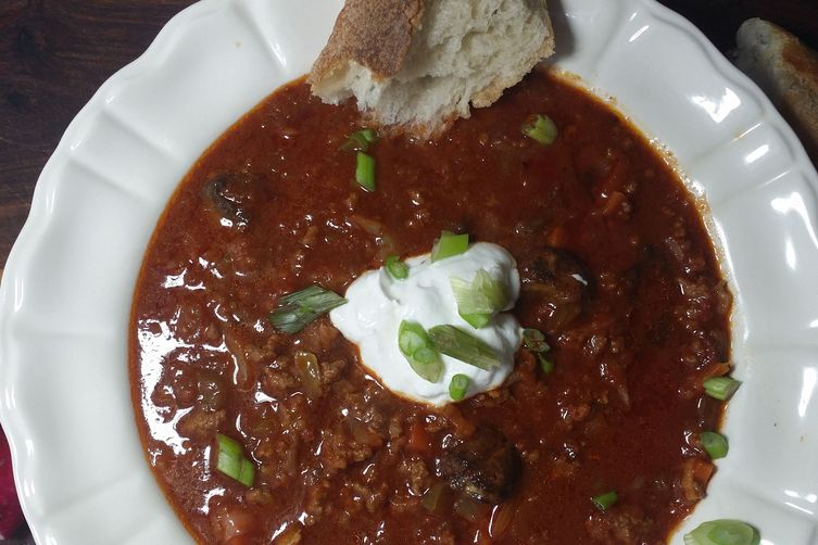 Goulash for a winter's night