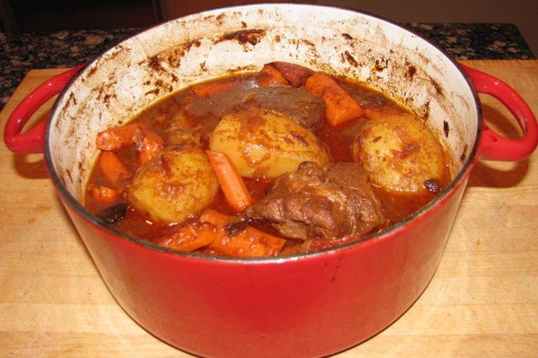 Braised Hungarian Pot Roast