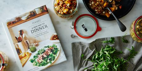 Community member em-i-lis cooks from Amanda & Merrill's new book