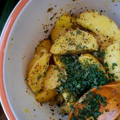 Fresh Herb Potato Salad