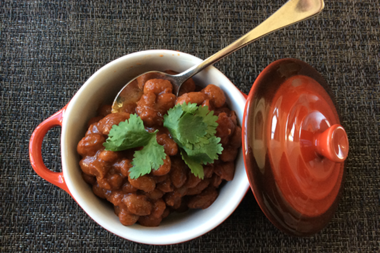Mexican Baked Beans