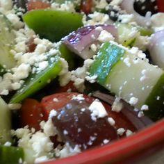 Classic Shopska Salata
