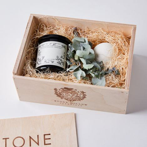 Relaxation Candle Gift Box