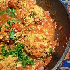 Spicy Fishy Balls