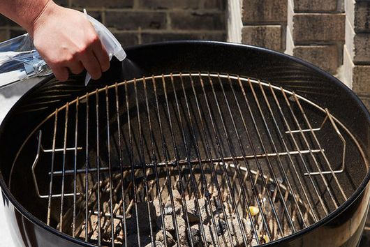 The Proper Way to Shut Down a Grill