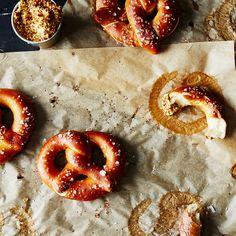 Tying the Knot with Homemade Pretzels