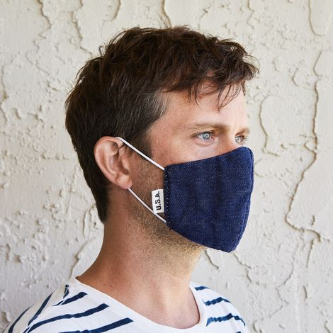 Steele Canvas x Food52 Cloth Face Mask