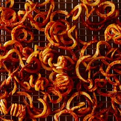 Homemade Curly Fries: The Best Use For a Spiralizer