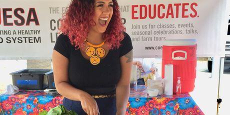 Meet activist Rachel Bolden-Kramer.