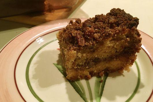 Pecan Coffee Cake