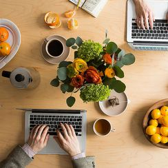 8 Ways to Eat Lunch Like You Work at Google