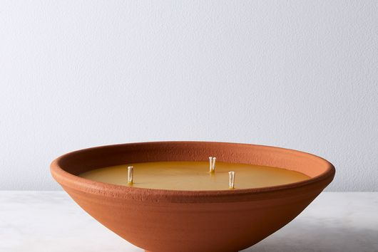 Terracotta Bowl Candle