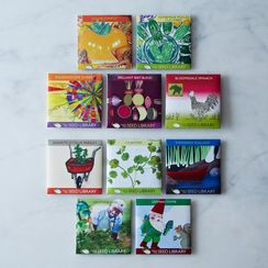 Heirloom Seed Art Packets, Herbs (Set of 5)